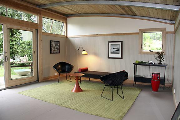 Evokative Life Backyard Art Studio