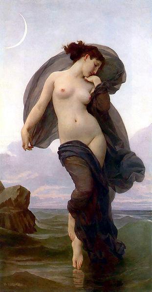 311px-Bouguereau-Evening_Mood_1882