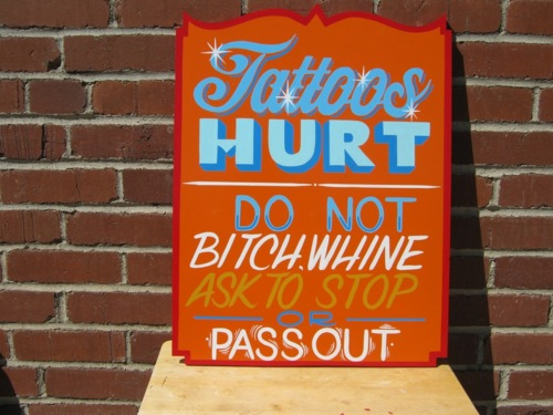 Tattoosign