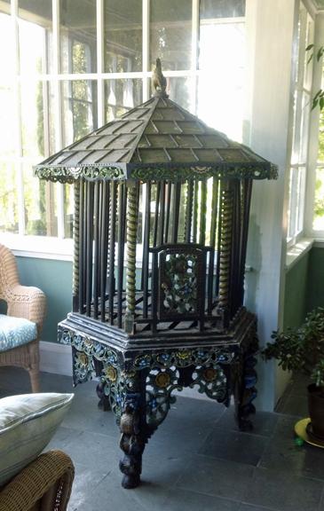 Full cage front door