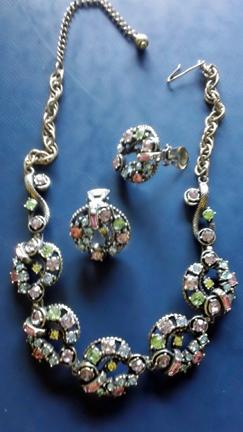 Hollycraft,mynecklace&earrings