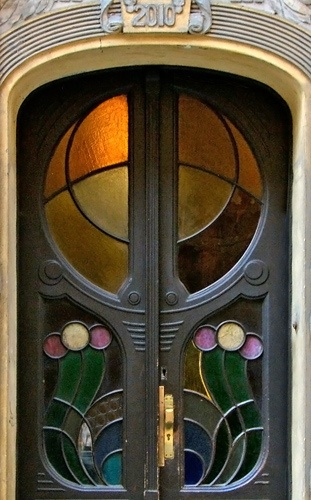 Doorway, Prague