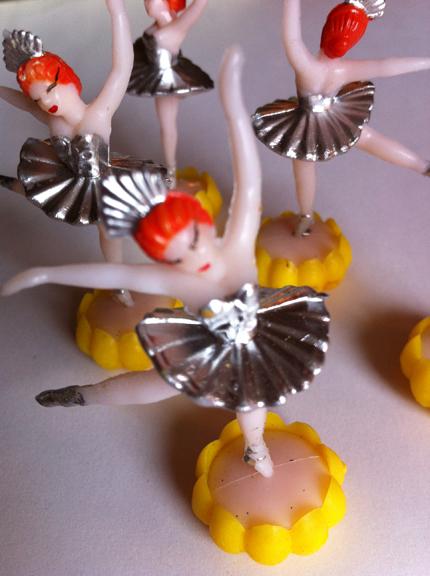 Ballerinacandles